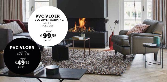PVC vloeren zomer aanbieding bij Twigt Interieur & Kleur in Capelle ...