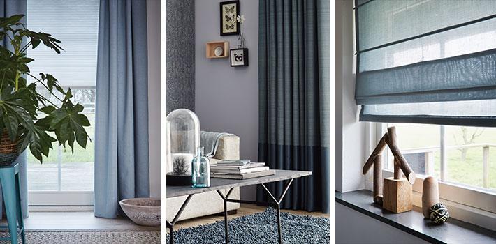 Sfeer & warmte met gordijnen Twigt Interieur & Kleur in Capelle aan ...